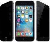 Privacy Glazen Screenprotector / Anti Spy Tempered Glass geschikt voor de Apple iPhone 7 Plus / 8 Plus