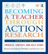 Becoming a Teacher through Action Research