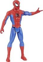 Marvel Titan Hero actiefiguur - Spider-Man - 30 cm