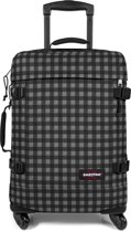 Eastpak Trans4 S Handbagagekoffer 44 l Checksange Black