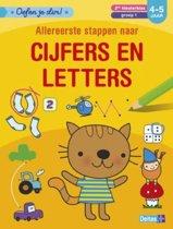 Deltas Speel- En Oefenboek Allereerste Stappen Cijfers En Letters