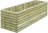 vidaXL Plantenbak 197x56x48 cm geïmpregneerd grenenhout