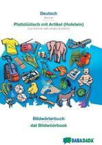 Babadada, Deutsch - Plattd tsch Mit Artikel (Holstein), Bildw rterbuch - DAT Bildw rbook