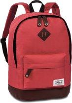 Bestway Backpack - Unisex - rood/bruin