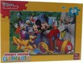 King Legpuzzel Disney Clubhouse Mickey Mouse 99 Stukjes
