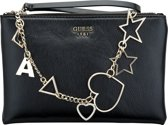 Guess Lynda Dames Crossbodytas - Black / Logo