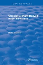Glossary Of Plant Derived Insect Deterrents