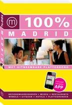 100% stedengidsen - 100% Madrid