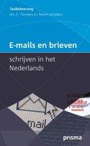 E-mails en brieven schrijven in het Nederlands