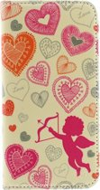 Mobilize Magnet Book Card Stand Case Apple iPhone 6 Cupid