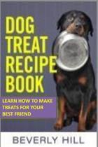 Dog Treat Recipe Book