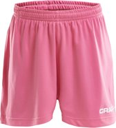 Craft Squad Sportbroek - Maat 146  - Unisex - roze/wit