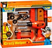 excellent tool set little crazy helper