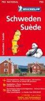 Schweden 1 : 1 200 000 Nationalkarte