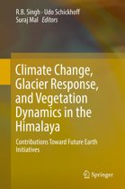 Climate Change, Glacier Response, and Vegetation Dynamics in the Himalaya