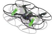 R/C Drone MotionFly G-Sensor Compass Turbo Flip 2.4 GHz Control Black/Green