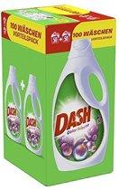 Dash Color Frische Vloeibaar wasmiddel - duo pack 2x2,75L - 100 wasbeurten