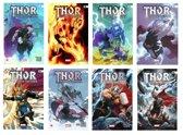 marvel thor complete reeks ( 8 strips )