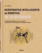 Robotica & kunstmatige intelligentie in 30 seconden