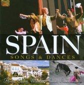 Spain Songs & Dances