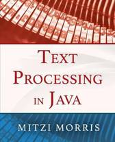 Text Processing in Java