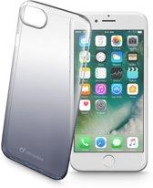 Cellularline SHADOWIPH747K mobiele telefoon behuizingen 11,9 cm (4.7'') Hoes Zwart, Transparant