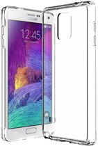 Samsung  Galaxy Note 4 Transparant Hoesje