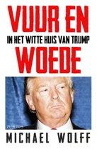 Boek cover Vuur en woede van Michael Wolff (Paperback)