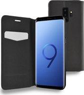 Azuri booklet ultra dun met staanfunctie - Samsung Galaxy S9 Plus - zwart