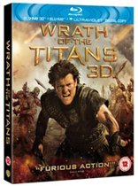 Wrath Of The Titans -3D-