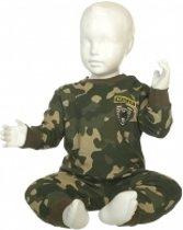 Fun2Wear USA Ranger Pyjama Green maat 92