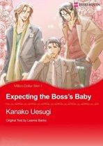Expecting the Boss's Baby (Harlequin Comics)