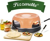 Emerio - Pizzarette Oven Keep Warm - 4 Personen - PO-115847