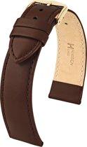 Hirsch horlogeband CORSE 16mm Bruin M