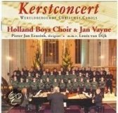 Boys choir, Kerstconcert