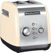 KitchenAid 5KMT221EAC - Broodrooster - Amandelwit