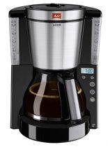Melitta Look IV Timer - Koffiezetapparaat - Zwart