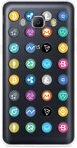 Galaxy J5 2016 Hoesje Cryptocurrency