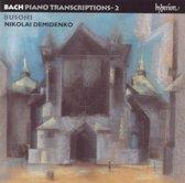 Bach-Busoni: Transcriptions (Vol. Ii)