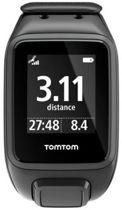 TomTom Spark Music GPS Fitnesshorloge met Bluetooth headset - Zwart - Large