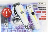 Wahl Super Taper + Super Trimmer -Tondeuse+Trimmer Combipack