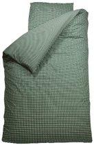 Bink Bedding BB Ruit Groen - Junior - 120x150 cm