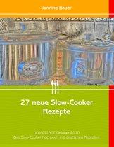 27 neue Slow-Cooker Rezepte