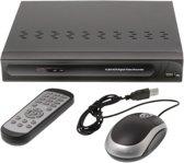 CCTV Set HDD 500 GB / 420 TVL - 4x Camera