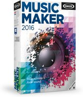 Magix Music Maker 2016 - Nederlands