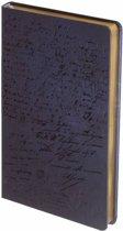 D1021-1 Dreamnotes notitieboek Manuscript 21 x 13 cm paars