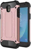 Samsung Galaxy J5 (2017) Hybride Hoesje Roze