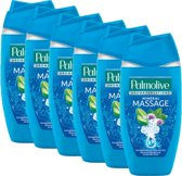 Palmolive - Douchegel - Mineral Massage - 250 ml - 6 stuks
