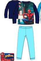 Spiderman pyjama maat 98 - Marine