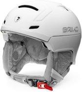 Ambra Ski helmet PEARL WHITE - Maat XL